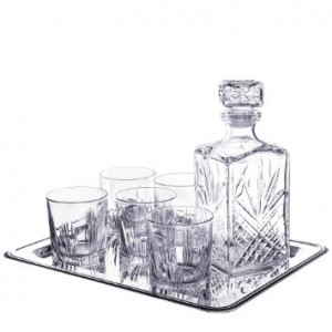 Selecta 7 Piece Whiskey Set
