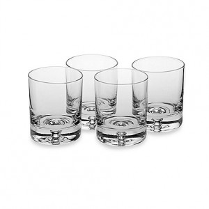 Ravenscroft Crystal Taylor Double Old Fashioned Glasses (Set of 4)